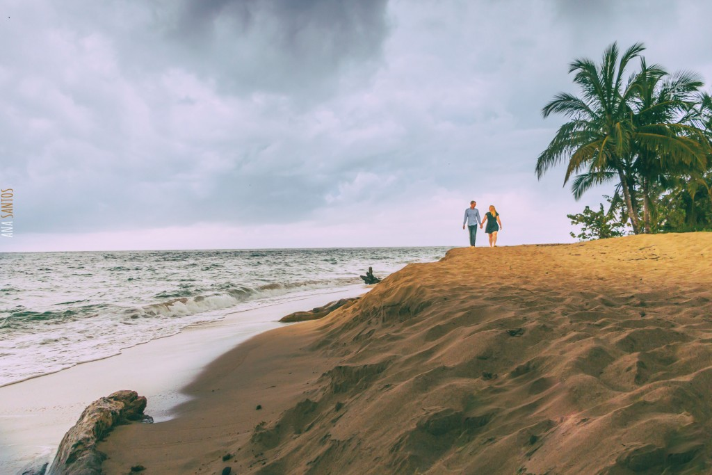 Fotos de Luna de Miel en Punta Uva (Costa Rica)