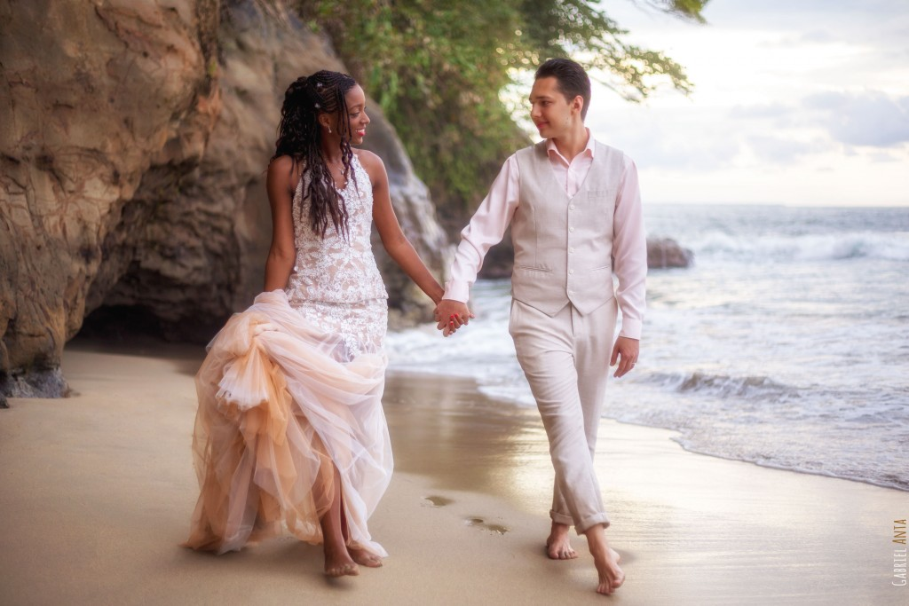 Wedding Photographer in Puerto Viejo, Costa Rica